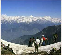 HIMACHALl TOUR WITH GOLDEN TEMPLE PACKAGE