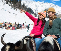 Manali Volvo Package with 3 Star Luxury Hotel