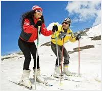 Manali Honeymoon Package with 2 Star Hotels