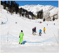 Manali Volvo Package with 3 Star Luxury Hotels